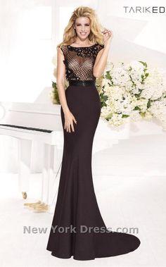 Tarik Ediz 92351 Unique Dresses b92dd9587820