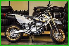 Suzuki: DR-Z400SM 2015 suzuki dr z 400 sm used super moto dual sport please…