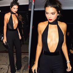 Kendall's birthday Glam the other night ️USING all @esteelauder ❤️ #MakeupByAriel #kendalljenner