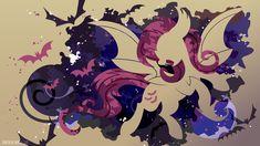 Flutterbat Silhouette Wall by SambaNeko.deviantart.com on @DeviantArt