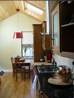 Skylit Kitchen