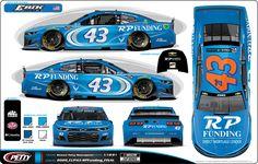 2021 #43 Richard Petty Motorsports paint schemes - Jayski's NASCAR Silly Season Site Camaro Zl1, Chevrolet Camaro, Daytona 500 Winners, Nascar Season, Nascar News, Classic Race Cars, Richard Petty, Armor All, Daytona International Speedway