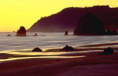 Top 5 North American Beaches, Oregon Coast - Travel Big