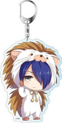 AmiAmi [Character & Hobby Shop] | Magic Kyun! Renaissance - Deka Keychain: Aoi Suminomiya Kigurumin ver(Pre-order)