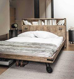 Les 9 meilleures images de Chambre Ado Style Industriel | Bedroom ...