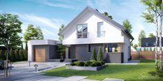 Kompaktes Einfamilienhaus mit modernem Innenleben  (von Sabine Neumann)