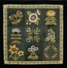 my garden quilt images heart to hand - Google Search