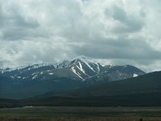 Mount Elbert is a 14440 footer and the highest peak in Colorado.