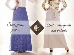 Qual a saia preferida?