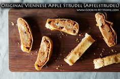 Original Viennese Apple Strudel (Apfelstrudel) | Cooking at Home