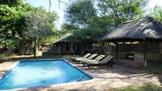 ***FEATURED PROPERTY*** Limpopo River Lodge - Game reserve accommodation in Tuli Block - Botswana. Click on pic to see more.  Situated on the banks of the Limpopo River, the Lodge is a perfectly situated weekend getaway or overnight stop en-route to central or northern Botswana. Accommodation ranges from chalets to rondavels, camping and a bush camp which fully interacts with the bird life and wildlife that frequents the river. Private Games, Private Pool, Baobab Tree, River Lodge, Game Reserve, Campsite, Weekend Getaways, Ranges, Entrance