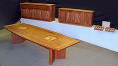 Empressive Art Work,conference room furniture was designed by Neal Burns. 509-466-4684