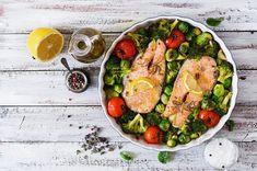Едят ли вегетарианцы рыбу и морепродукты?   Пища это лекарство Low Starch Vegetables, Veggies, Diet And Nutrition, Menu Dieta Paleo, Healthy Fats, Healthy Eating, Healthy Brain, Dieta Dash, Slimming Recipes