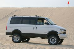 astro van lift kit - Google Search