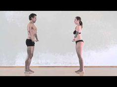 Aprende Hipopresivos con Piti Pinsach y Tamara Rial - YouTube