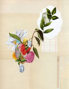 Valerie Roybal   Vintage Collage inspiration