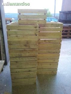 MIL ANUNCIOS.COM - Madera reciclada. Muebles madera ...