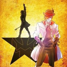 Instead of Hamiltion, it'd just be called Torchwick
