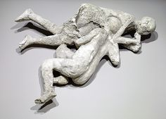 pompeii - back from the dead images | an embrace that has lasted since august 79 ad