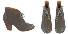 chukka heel boot