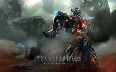 Extinction Film 2014 Wallpaper Transformers 4 Yaş