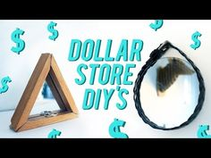 This could be A cheap DIY for Alex's room. I really like the triangle one