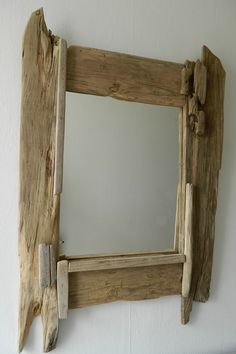 Miroir N°49 |  | Au fil de l'eau - Bois flotté