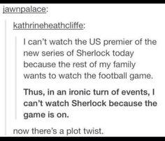Oh my gosh, i would die! Sherlock is life. Benedict Cumberbatch is bae Sherlock Holmes Bbc, Sherlock Fandom, Jim Moriarty, Sherlock Quotes, Sherlock John, Sherlock Bored, Watch Sherlock, Funny Sherlock, Johnlock