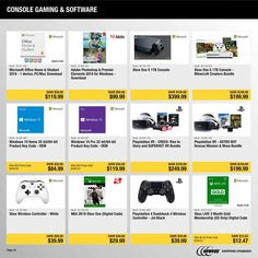 Newegg Black Friday 2018 Ads and Deals Browse the Newegg Black Friday 2018 ad scan and the complete product by product sales listing. Minecraft Creator, Friday News, Microsoft Office Home, Xbox One S 1tb, New Egg, Mac Download, Black Friday Ads, Coupons, Coupon