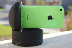 Galileo: a robotic device that lets you remote control your iPhone