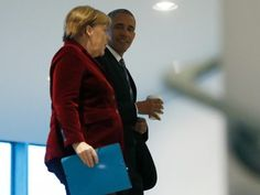 Obama and Merkel Blame Internet and Social Media for Disrupting Globalism  ~  Got that right!  Nobody want your one world rule!!!