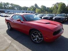 2015 Dodge Challenger SXT Plus W/ Super Track Pak