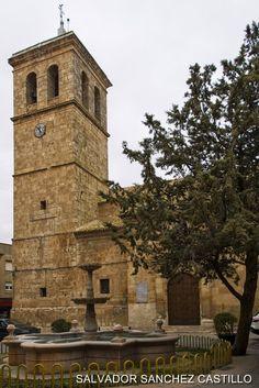 Recorriendo Albacete; VILLAMALEA
