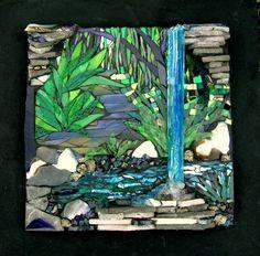 Waterfall - Laura Rendlen