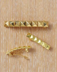 Studded Barrette How-To