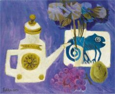 The Oil Can - Mary Fedden