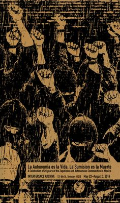 La Autonomia es la Vida, la Sumisión es la Muerte!  justseeds.org