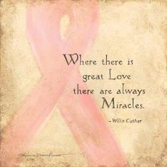October is Breast Cancer Awareness Month...  Don't Forget.