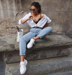 Outfits fresas armados con ropa barata Strawberry outfits armed with cheap clothes Spring Outfits, Winter Outfits, Summer Fashion Outfits, Winter Fashion, Spring Ootd, Winter Ootd, Cold Weather Fashion, Casual Winter, Outfit Trends