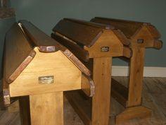 saddle rack plans | pro trainer saddle protraine wooden portable saddle rack http ...