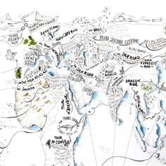 The World by Bicycle, Alex Hotchin Map Drawings The Places Youll Go, How To Draw Hands, Bicycle, Bullet Journal, The Incredibles, Romania, World, Drawings, Maps