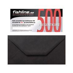 Presentkort Fishline