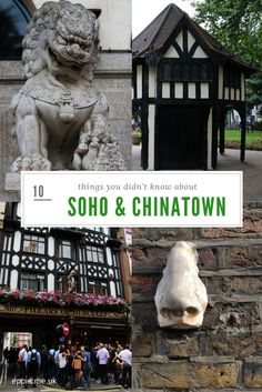Soho & Chinatown has an amazing history - I took a tour of London's famous centre and discovered 10 jawdropping facts about one of my favourite places.