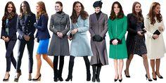 Sensible Shoes India Fashion, Royal Fashion, Work Fashion, Fashion Advice, Kate Middleton Dress, Kate Middleton Style, Duchess Kate, Duchess Of Cambridge, 10 Item Wardrobe