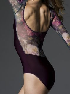 Tri - Eleve dancewear Want this in black with black lace