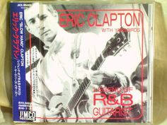 CD/Japan- ERIC CLAPTON with YARDBIRDS Legend Of R&B w/OBI RARE OOP Rare Tracks #BluesRockClassicRock