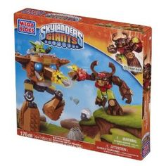 Brandon - Amazon.com: Mega Bloks Skylanders Troll Mech Ambush: Toys & Games $20 - kmart has in stock