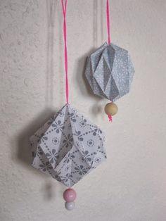 Folded geometric balls - TheFunkyFox
