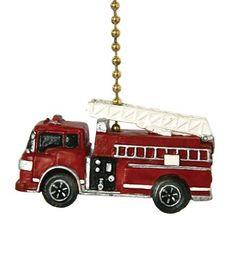 Fire Truck Fire Engine Firefighter Ceiling Fan Pull by Clementine, http://www.amazon.com/dp/B004L0ZTNI/ref=cm_sw_r_pi_dp_jy.-rb0QT25ZN