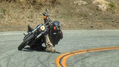 Mulholland Riders 9/2015 - Doggy Two-Up, Harley Knee Drag, Chopper , Sup...